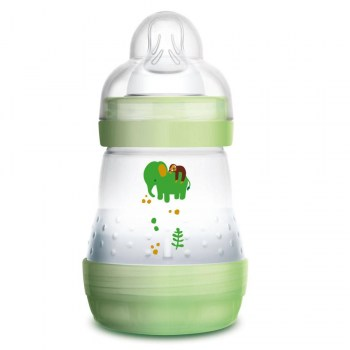 mam biberon easy start verde 160 ml 0m